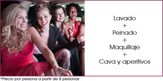 beauty party en madrid